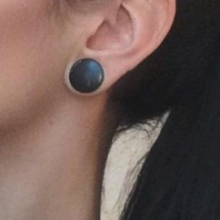 Cheap Kitchen Supplies Discounted Cabinets Jewels: Black, Ear Piercings, Fake Plugs, Grunge Jewelry ...