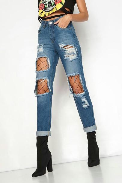 Resultado de imagem para high waisted jeans tumblr