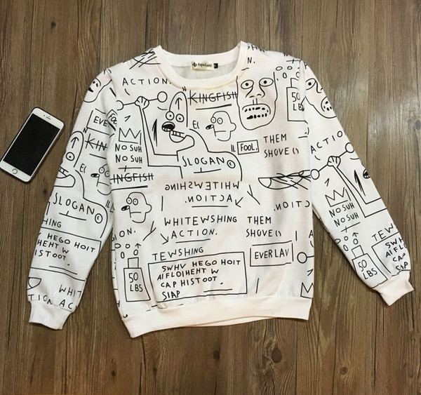 jacket clothes fashion kawaii doodle sweatshirt coat