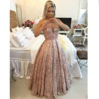 dress, prom dress, long prom dress, prom gown, prom dress ...