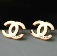 Jewels: earrings, chanel - Wheretoget