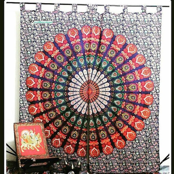 Home Accessory Window Cover Multimatecollection Tapestry