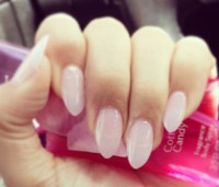 nail polish, light, pink, light pink, nails, nail polish ...
