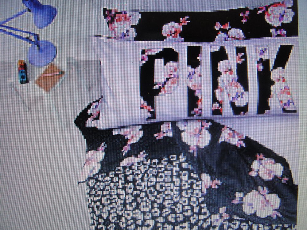 Victoria Secret Pink Floral Body Pillow ~ Acinaz.com for