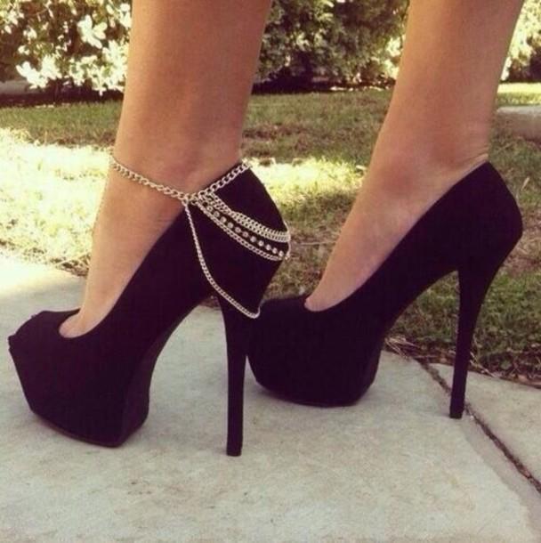 shoe jewellery