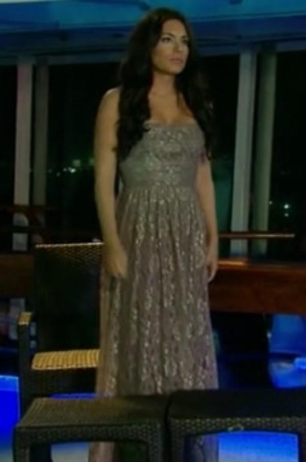 Dress corazon indomable maricruz  Wheretoget