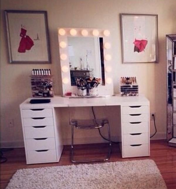 makeup table makeup table home accessory mirror makeup