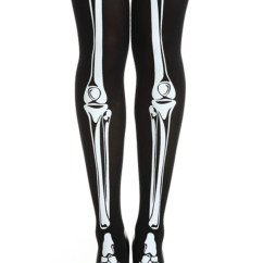 Tight Back Sofas Sweet Las Vegas Skeleton Bone Printed Pants Tights Pantyhose Leggings ...