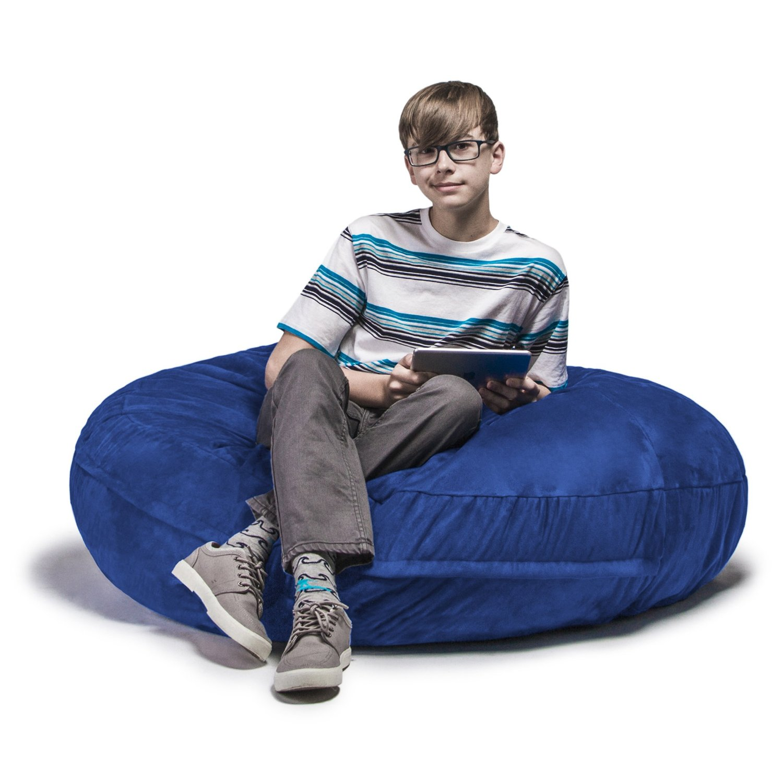 jaxx bean bag chair rocking pads with ties amazon bags cocoon junior kids 4
