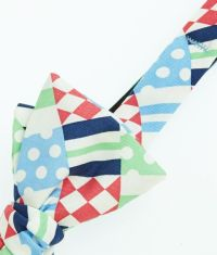 Kentucky Derby Ties: Shop Derby Patchwork Bow Ties for Men ...