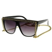 Amazon.com: Celebrity Fab Chained Designer Inspired ...