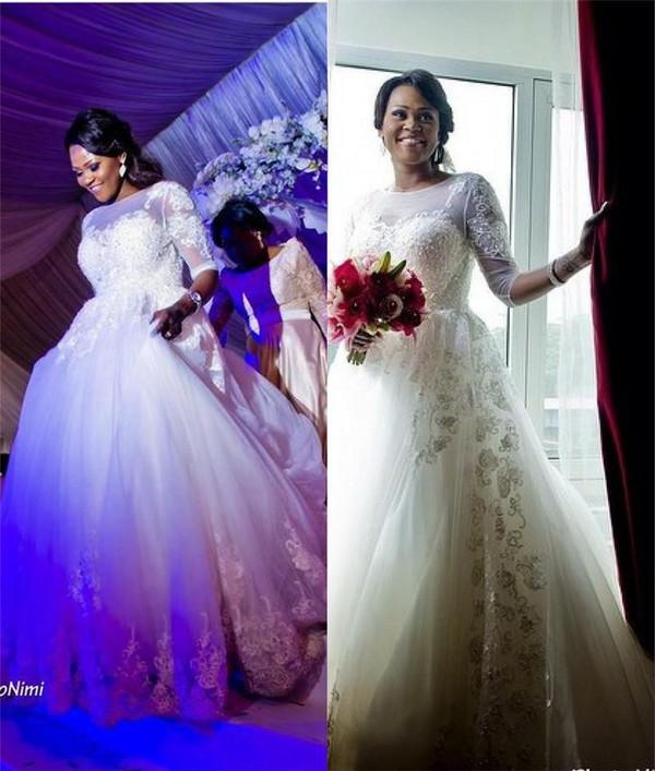 Dress African Wedding Dresses A Line Wedding Dresses
