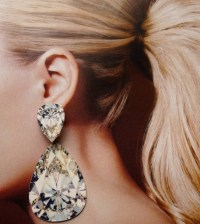 Jewels: big, cristal, blogger, silver, gold, blond ...