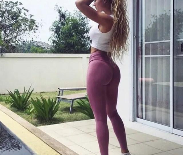 Pants Purple Workout Cute Bad Ass Leggins Yoga Pants