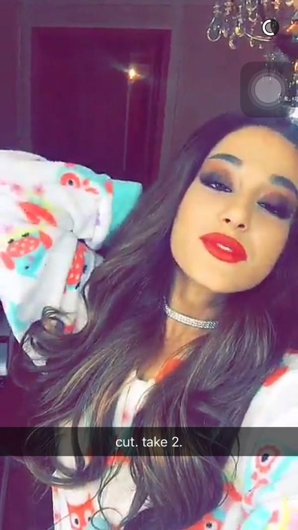 Jewels Choker Necklace Ariana Grande Silver Glitter