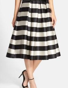 ig also eliza  pleated stripe midi skirt nordstrom rh wheretoget