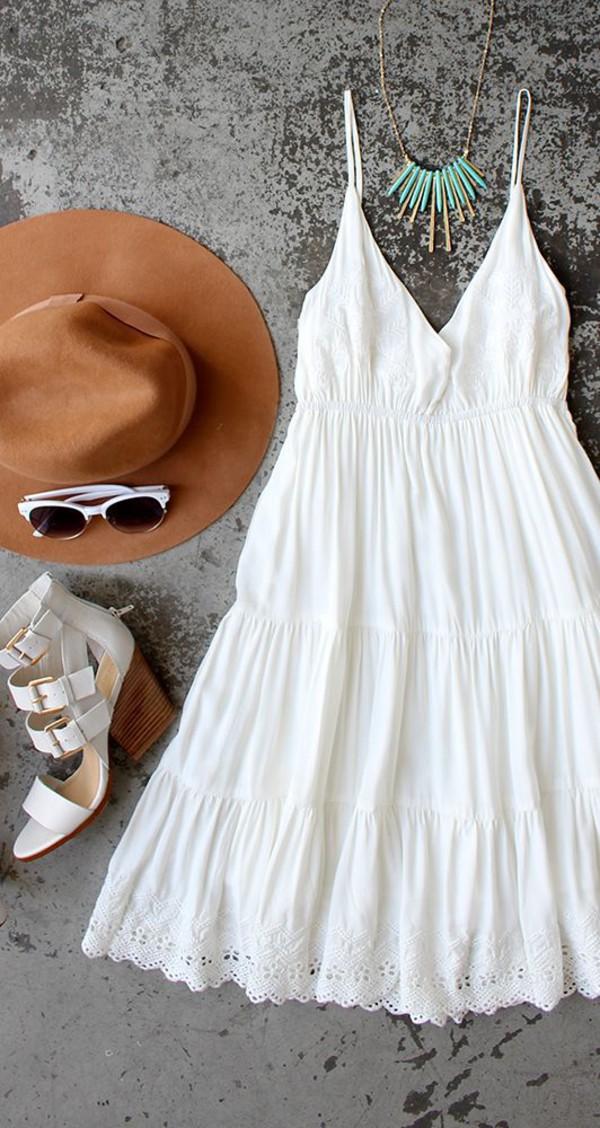 shoes white sandals sandals dress white dress mini