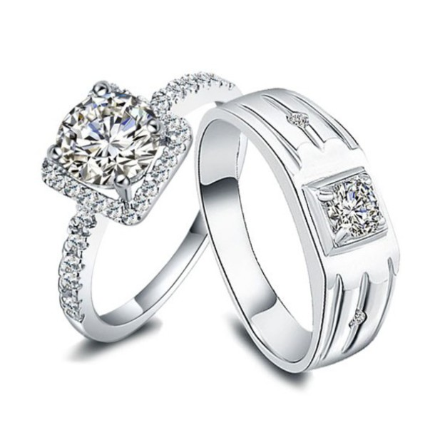 Jewels Engagement Ring Engagement Ring His And Hers