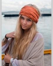 polyester head band scarf - curltalk