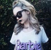 t-shirt barbie shirt top