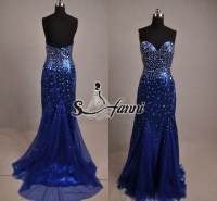 evening dress, evening dress, mermaid prom dress, mermaid ...