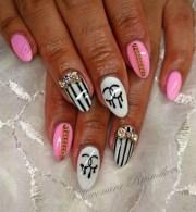 nail polish chanel nails pink