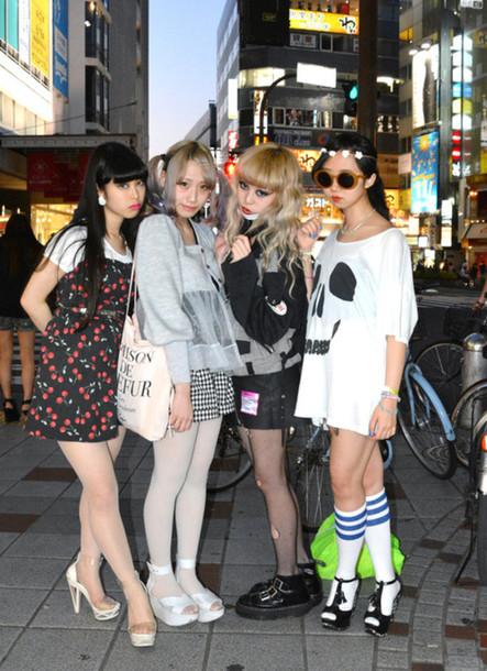 Shirt Harajuku Fashion Streetstyle Streetstyle