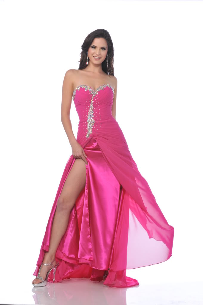 hot pink chairs pedicure for sale used sexy red carpet formal prom pageant dress long gown special event front slit   ebay