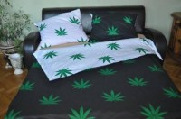 Shirt: weed, peace, pot leaf, marijuana, weed, bedding ...
