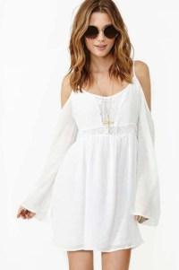 White Summer Casual Dress | www.pixshark.com - Images ...