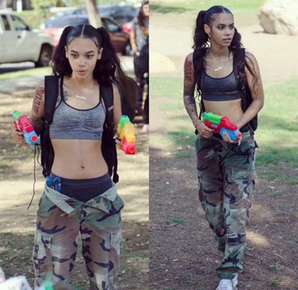 Pants Indya Marie Wet Asf Bomb Asf Body Goals