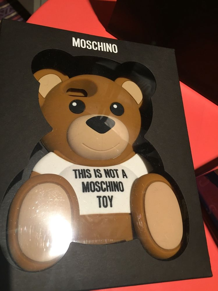 cheap kitchen accessories stainless steel work table moschino this is not a toy iphone 6 case new & boxed ...