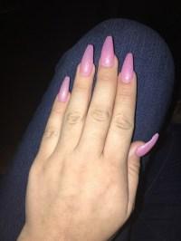 nail polish, pink, beautiful, beautiful, sparkle, glitter ...