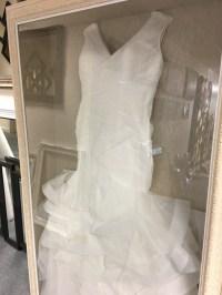 Wedding Dress Frame - Framing Guru - Picture Framing ...