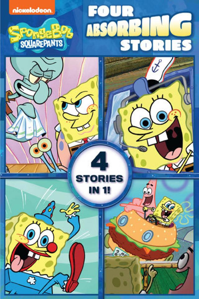 Spongebob Smarty-pants Challenge : spongebob, smarty-pants, challenge, Absorbing, Stories, (SpongeBob, SquarePants), (Nickelodeon, Publishing), Global, Archive, Voiced, Books, Online