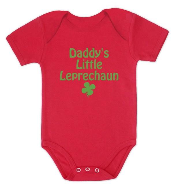 Cute St. Patrick's Day Baby Onesie
