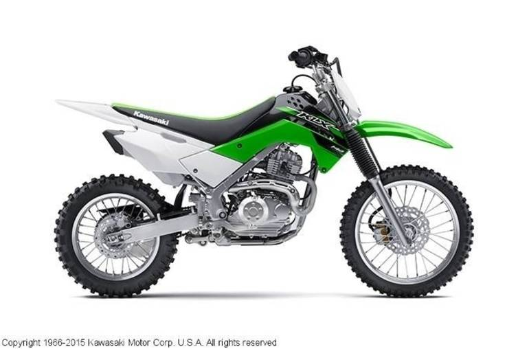 2015 Kawasaki KLX 140 140 Motorcycle From Chula Vista, CA
