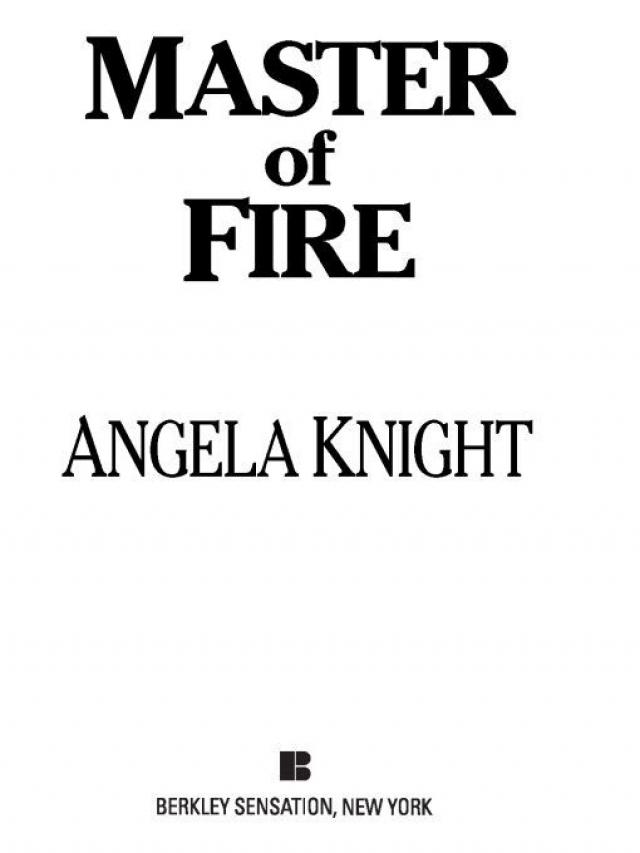 Master of Fire (Angela Knight) » p.1 » Global Archive