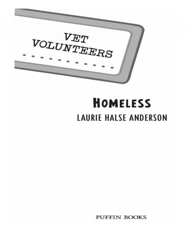 Homeless (Laurie Halse Anderson) » p.1 » Global Archive