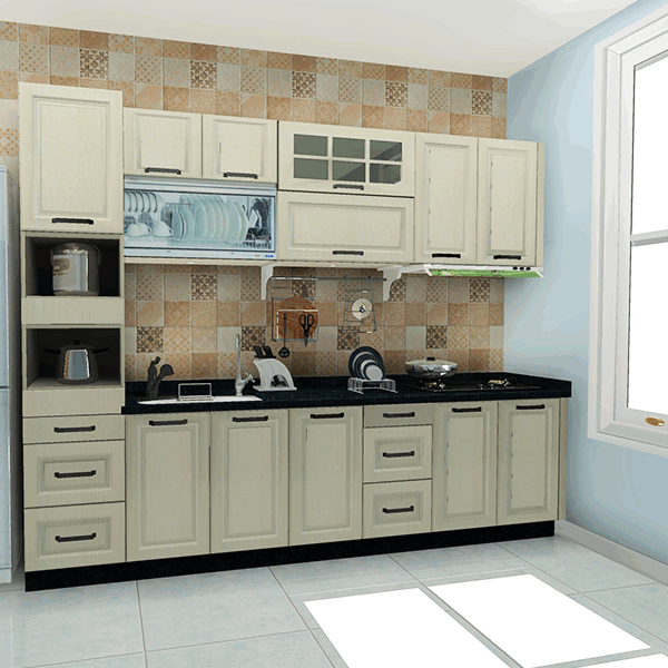 full kitchen set mid level cabinets 綠能行銷聯盟 節能 減碳 環保的綠生活 飲水設備 省電燈泡 環保傢俱 美式鄉村風廚房套裝組