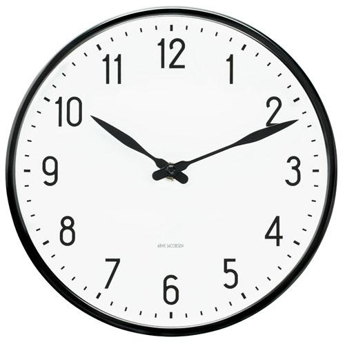 Arne Jacobsen 43633 Wall Clock on timeshop4you.co.uk