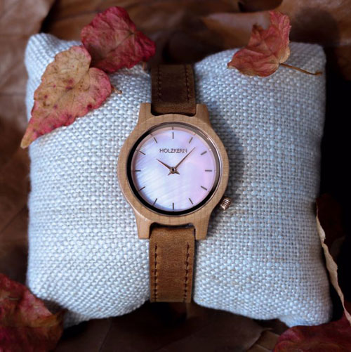 Holzkern Cinque Terre Ladies watch