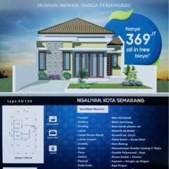 Baja Ringan Ngaliyan Rumah Sejuk Wates Semarang