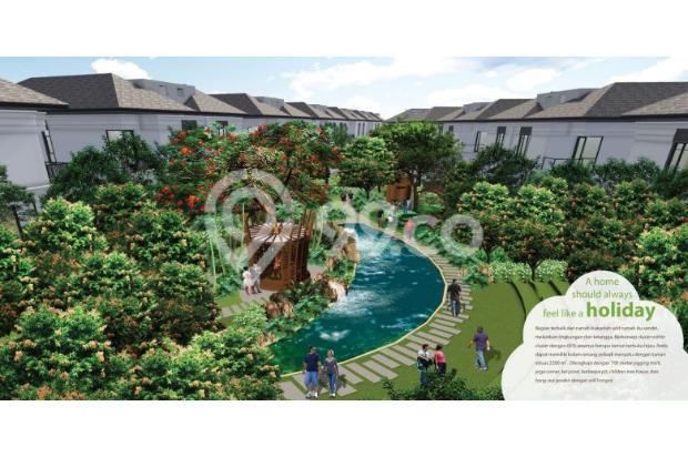 Edenhaus Simatupang Garden Home Resort Fasilitas Taman 2200m