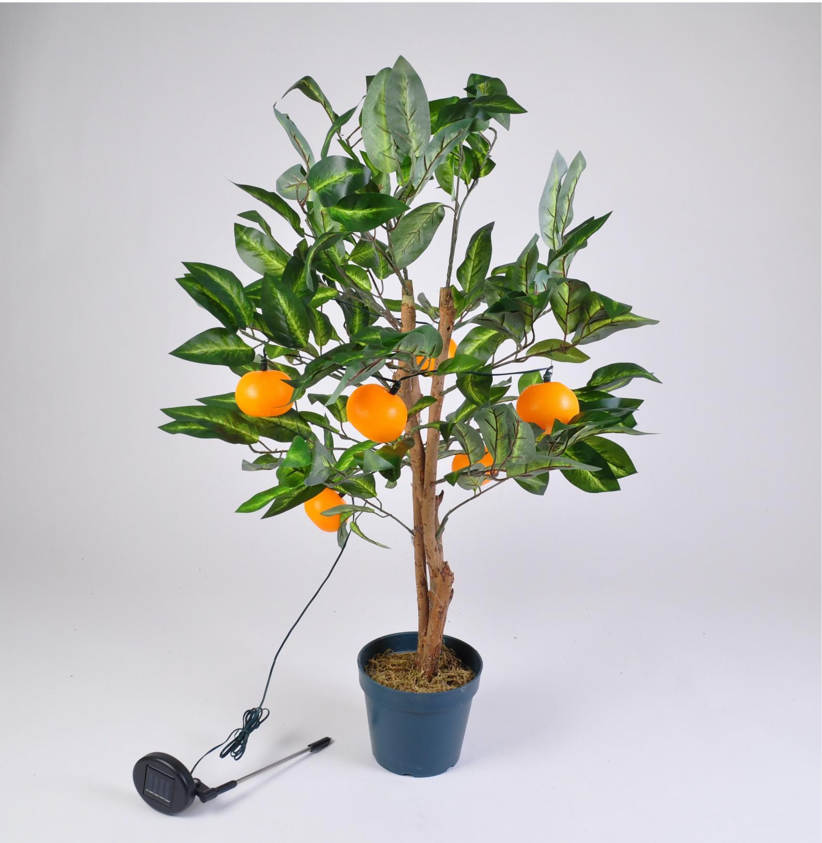 Mini Obstbaum Bambuspflanze 45 Cm Kunstpflanze Günstig Kaufen