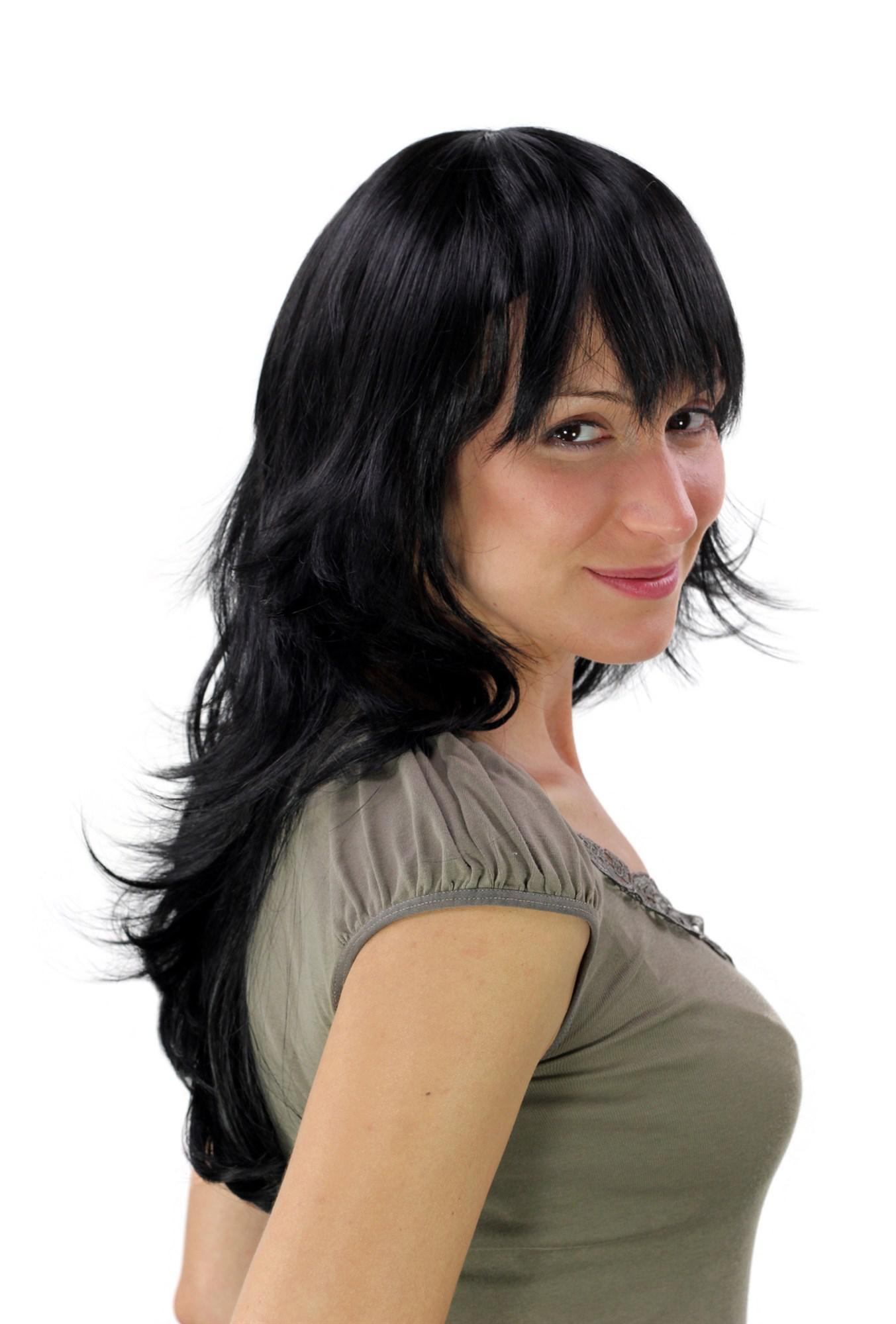 Damen Frisur Gestuft