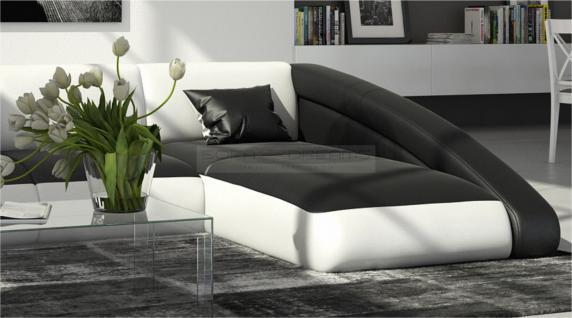 Wohnlandschaft L Form Mit Bettfunktion Elegant Wohnzimmer