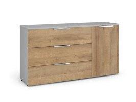 Nolte Möbel concept me 700 Kommode mit Holz Oberplatte in ...