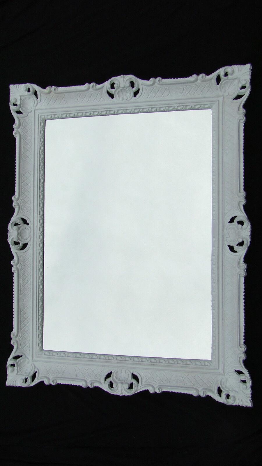 Badezimmerspiegel Rechteckig.Badspiegel Barock Schlafzimmer Spiegel Silber Bettwasche Blau