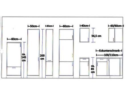 Unterschrank MANKAPORTABLE Buche mit APL BxT 5060cm Kche